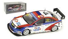Spark S2465 Chevrolet RML Cruze TC1 #98 WTCC 2014 - Dusan Borkovic 1/43 Scale