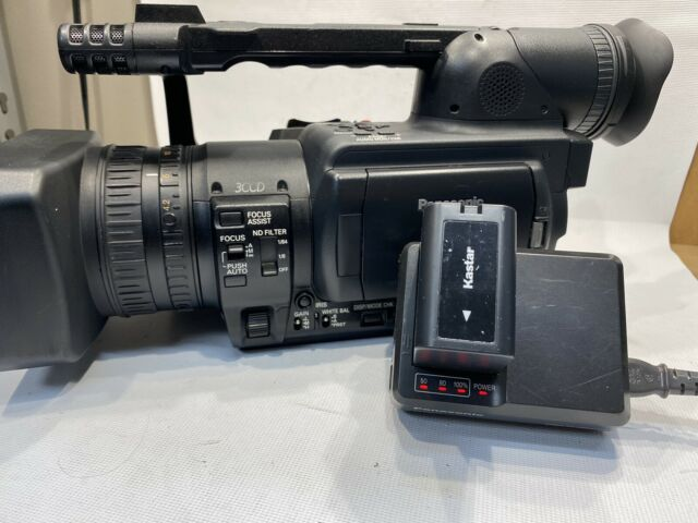 AG-HVX200P AG-HVX200A AG-HVX200AP DVCPRO HD P2 Camcorder Battery Charger for Panasonic AG-HVX200