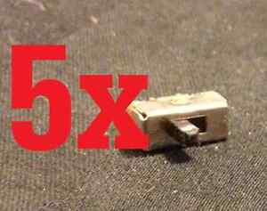 5-Pieces-5x-Micro-Miniature-PCB-Slide-Switch-SLIDE-SWITCHES-PCB-Tactile-b19