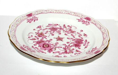 Meissen 8830 Dessert Kuchen-Teller 18cm Indisch Purpur /& Gold Reich Prunk