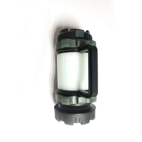 Details about  /USB LED Flashlight Rechargeable Lantern Outdoor Emergency Camping Hiking Lamp