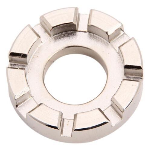 8 Way Spoke Nipple Key Bicycle Bike Wheel Rim Spanner Wrench Repair Tool FM