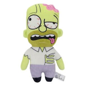 Kidrobot-Simpsons-Phunny-Zombie-Homer-Plush-Figure-NEW-Plushies-TV-Series-Toys