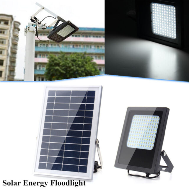 Solar Powered Flood Lights Outdoor 15w solar powered 120 led waterproof outdoor garden spotlight flood 120 leds solar powered motion sensor security flood light outdoor garage light workwithnaturefo