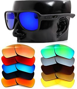 Polarized Ikon Replacement Lenses For Oakley Dispatch 2 Sunglasses - HD Yellow KOBsuj8t