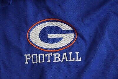 Nike Golf Blue Embroidered Bishop Gorman High School ...