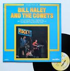 """Vinyle 33T Bill Haley and the Comets """"Rock !!"""""""