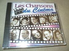 "CD NEUF ""LES CHANSONS DU CINEMA - VOLUME 2"" Danielle DARRIEUX, Suzy DELAIR, ..."