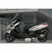 SET 12 ADESIVI NERO KYMCO DOWNTOWN 300I 300 125I 125 KIT GRAFICA CARENA STICKERS