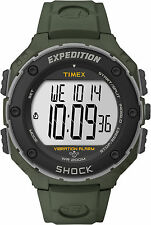 Timex Expedition t49951, Reloj Digital, Luz Nocturna Indiglo 200m, Shock Resist