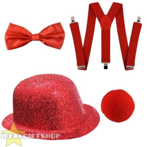 RED NOSE DAY COMIC RELIEF ACCESSORY CHOICE CHARITY QUALITY NOVELTY FANCY DRESS