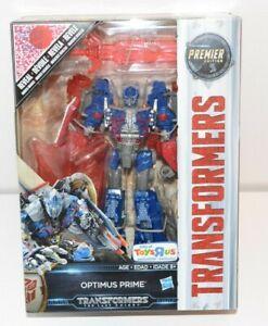 Hasbro Premier Edition Transformers Optimus Prime Toys R Us Exclusive NIB