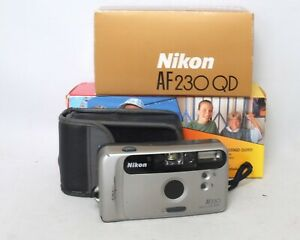 Nikon-AF-230-QD-Point-amp-Shoot-35mm-Film-Camera-29mm