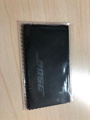 Sonnig Org. Bose Sound Putztuch Brillenputztuch Brillentuch Tuch Ovp Neu Spezieller Kauf