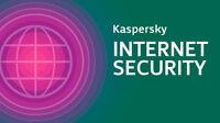 Kaspersky Internet Security 2017 - 3 Pc - 1 Yr - Ucg-ky - Bulk Also Available
