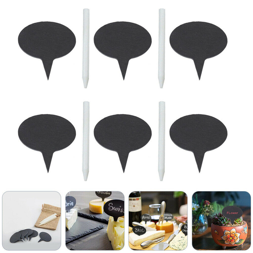 1 Set Creative Reusable Insert Cards Cheese Decors for Cheese Cake