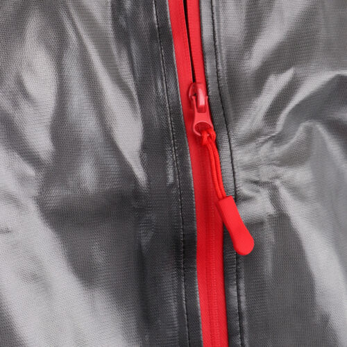 Bike Bicycle Cycling Full Rain Suit Waterproof Hooded Rain Coat Jacket