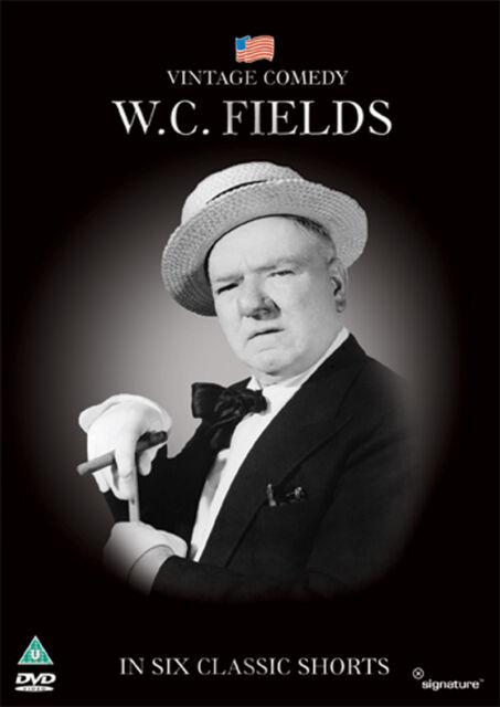 W.C. Fields : Six Classic Shorts DVD