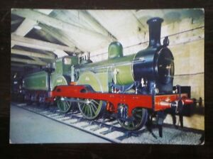 POSTCARD-NORTH-EASTERN-RAILWAY-LOCO-NO-1463-AT-THE-NRM-YORK