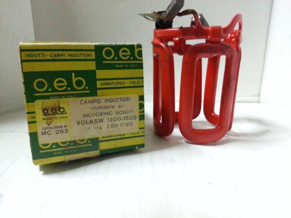 Capace Vw 1300/1500/1600 Campo Induttori 12 V. O.e,b. Mc 263