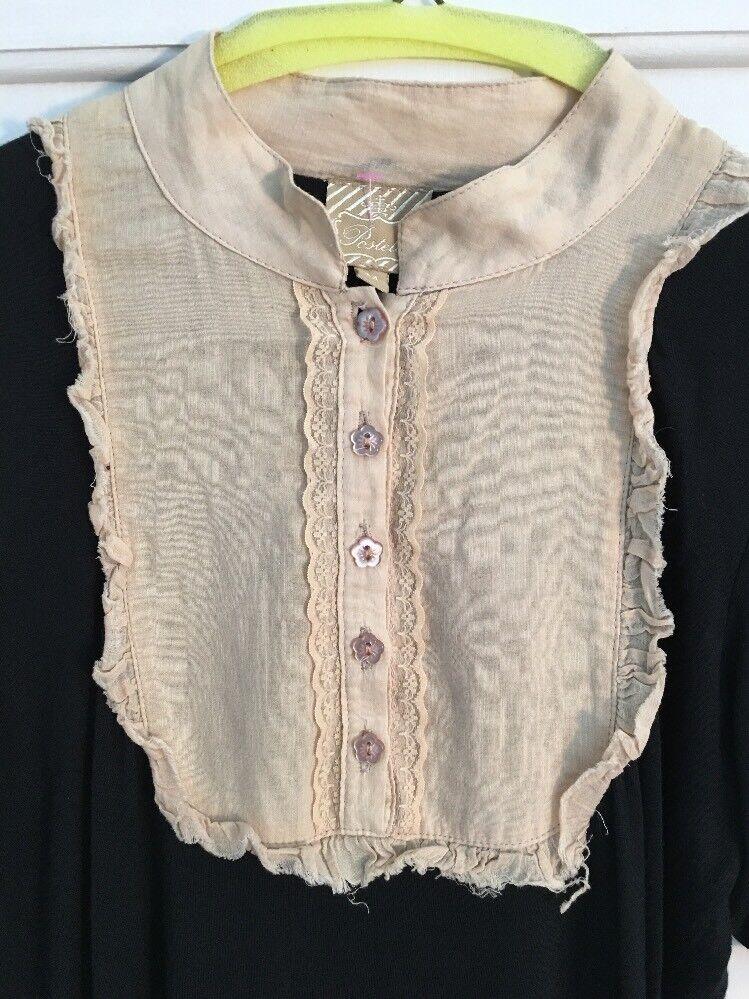 Rare Anthropologie Postella Jersey Knit Dress M M M Runs Small 86fab7
