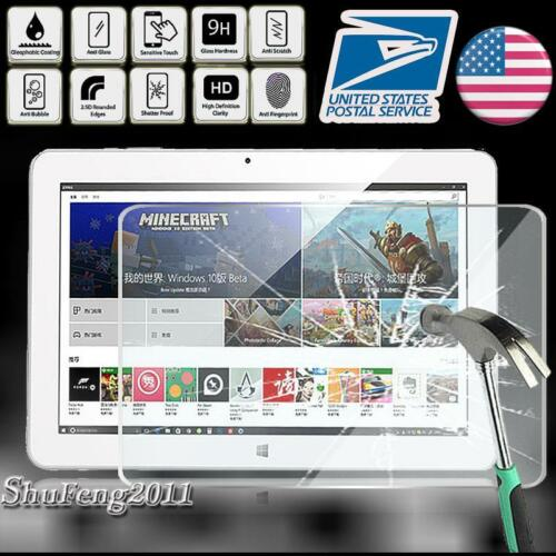 """Tablet Tempered Glass Screen Protector Cover For Cube MIX Plus 10.6/"""""""