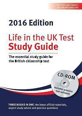 1 of 1 - , Life in the UK Test: Study Guide & CD ROM 2016: The essential study guide for