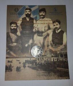 Coincard-Griechenland-2013-mit-2-Euro-Gedenkmuenze-034-KRETA-034-BU