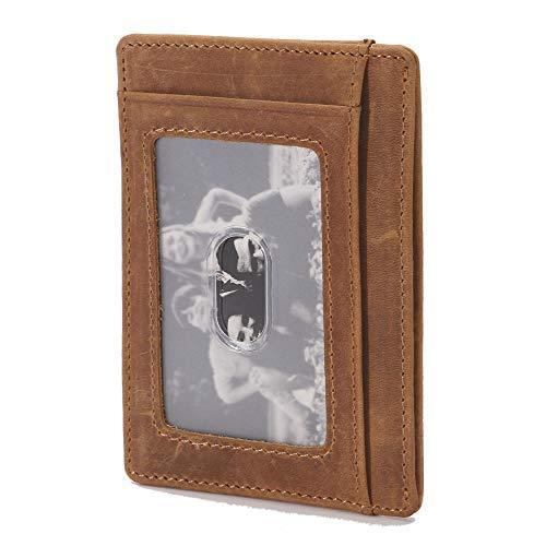 FAYERXL Minimalist Wallets Gift for son daughter from Mom Dad  Assorted Colors
