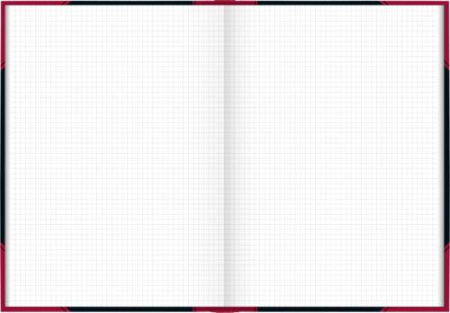 kariert Auswahl Brunnen König/&Ebhardt Notizbuch A4//A5//A6//A7 unliniert liniert