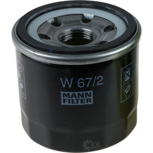 Original Homme-Filtre Filtre à huile Clé W 67//2 Oil Filtre
