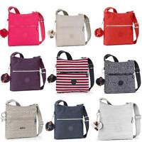 Kipling ZAMOR Medium Top Zip Crossbody Shoulder Handbag NEW  2017 COLOURS