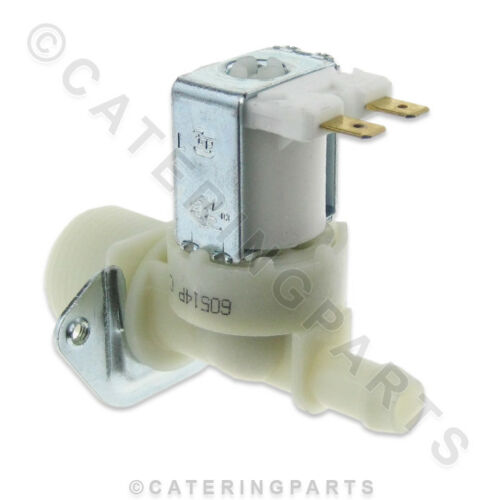 CLASSEQ 7.12.12//1 STRAIGHT WATER INLET FILL SOLENOID VALVE DISHWASHER HYDRO857
