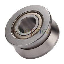 1pc 20x57x22mm Steel V Groove Ball Bearing Roller Guide For Mechanical Equipmet