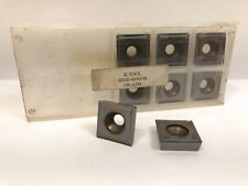 K Tool Speb 6352cb New Carbide Inserts Grade A3m 8pcs