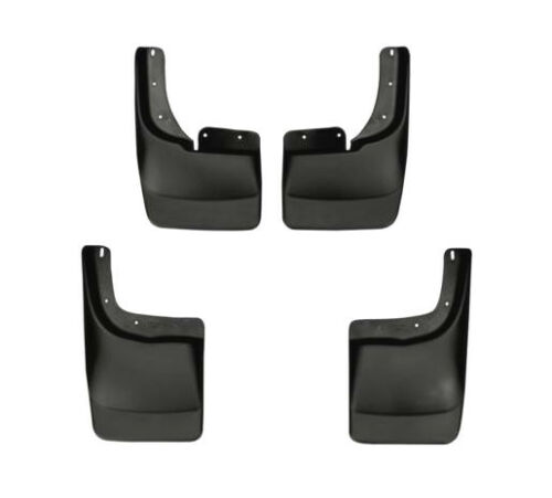 HUSKY LINERS Mud Flap Guards 97-04 Ford F-150 w// Flares /& Heritage FRONT /& REAR