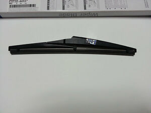hyundai accent 5door 2011 2013 genuine oem parts rear wiper blade 988501r000 ebay. Black Bedroom Furniture Sets. Home Design Ideas