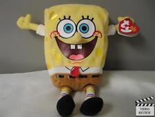 668f28e6335 Ty Beanie Babies Spongebob Squarepants 8 Beanbag Plush Toy for sale ...