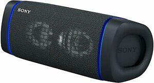 Sony-SRS-XB33-Portable-Rechargeable-Waterproof-Bluetooth-Speaker-Black