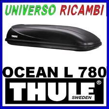 BOX TETTO PORTATUTTO AUTO THULE  OCEAN L 780 NERO 420 lt