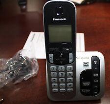 NEW Digital Cordless Answering System Panasonic Expandable Phone  KXTGC220