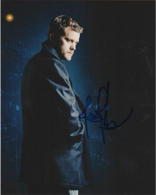 Joshua Jackson Fringe Autographed Signed 8x10 Photo COA D