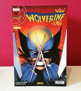 ALL-NEW-WOLVERINE-amp-X-MEN-1-Les-Quatre-s-urs-2016