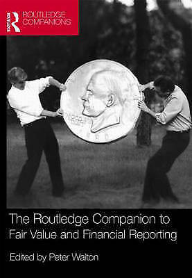 The Routledge Companion to Fair Value and Financial Reporting (Routledge Compan