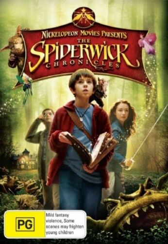1 of 1 - The Spiderwick Chronicles (DVD, 2008)