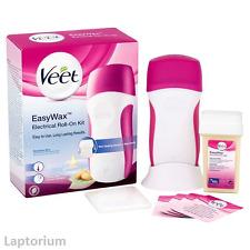 Genuine Veet EasyWax Eléctrico Roll on sensible Starter Kit Nuevo
