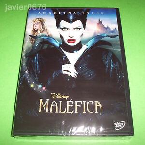 MALEFICA-DISNEY-DVD-NUEVO-Y-PRECINTADO-ANGELINA-JOLIE