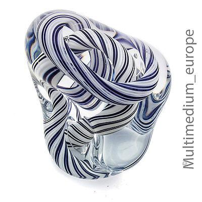 GüNstig Einkaufen 60er Jahre Studio Kunst Glas Stäbe Briefbeschwerer Paperweight Dino Martens Umf. Herausragende Eigenschaften