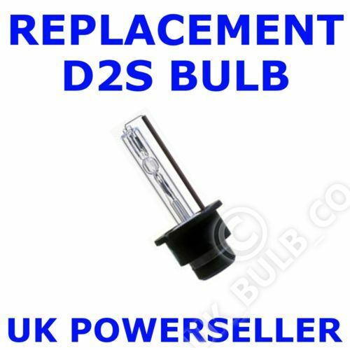 Replacement OEM Xenon HID Bulb 85122 D2S 6000k NEW