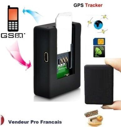 Micro GSM Espion sans fil Détecteur Sonore Téléphone portable Rappel Automatique
